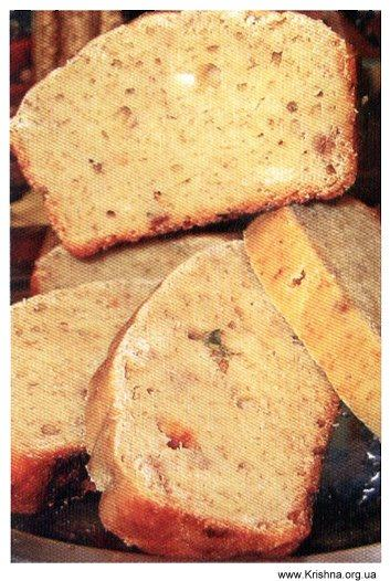 бездрожжевого хлеба