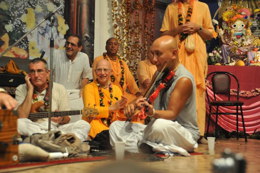 Почему мне нравятся Кришнаиты?