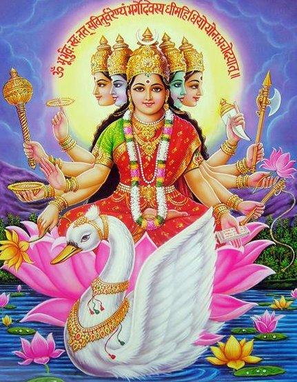 богиня лакшми фото